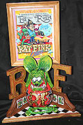 Click here: to see Bob's Rat Fink Creation.