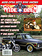 Cover Vehicle and Bike on Wide Open Magazine fall 2010 - click here for larger view